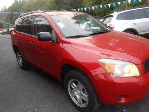 2007 Toyota RAV4 for sale at Royal Auto Sales, LLC in Algona WA