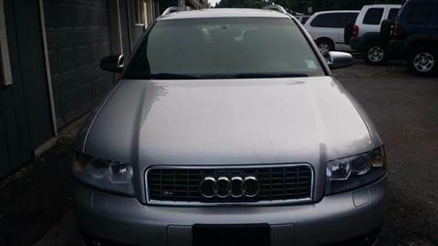 2005 Audi S4 for sale at Royal Auto Sales, LLC in Algona WA