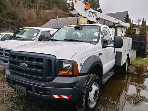 2006 Ford F-450 for sale at Royal Auto Sales, LLC in Algona WA
