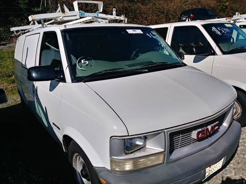 2000 GMC Safari Cargo for sale at Royal Auto Sales, LLC in Algona WA