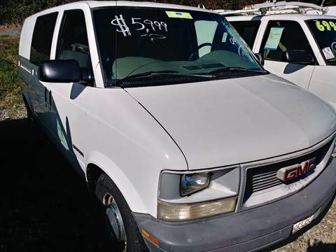 1999 GMC Safari Cargo for sale in Algona, WA