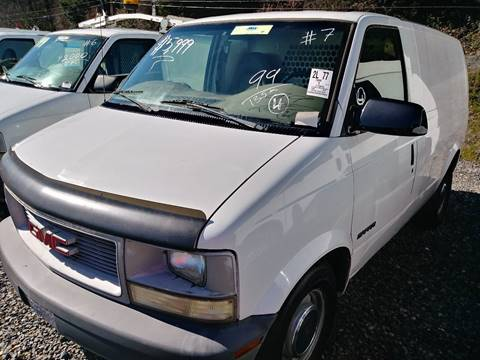 1999 GMC Safari Cargo for sale at Royal Auto Sales, LLC in Algona WA