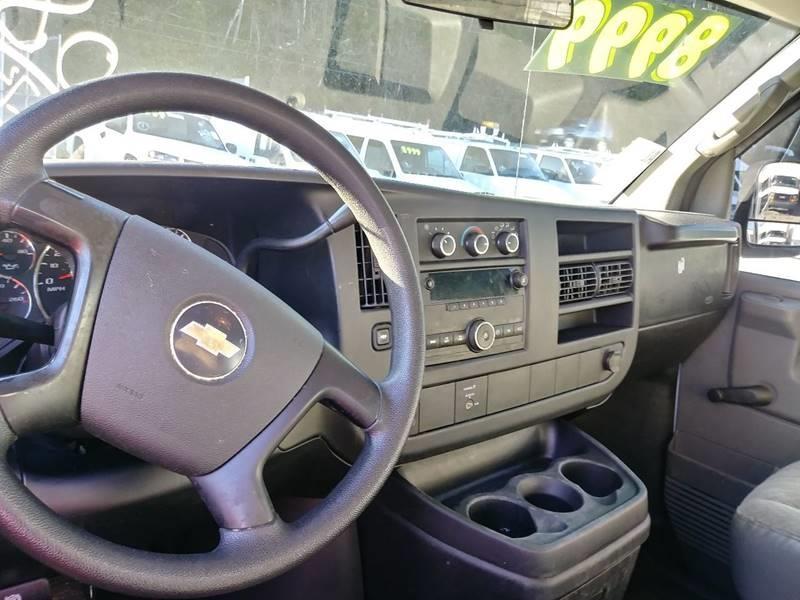 2008 Chevrolet Express Cargo 2500 3dr Extended Cargo Van - Algona WA