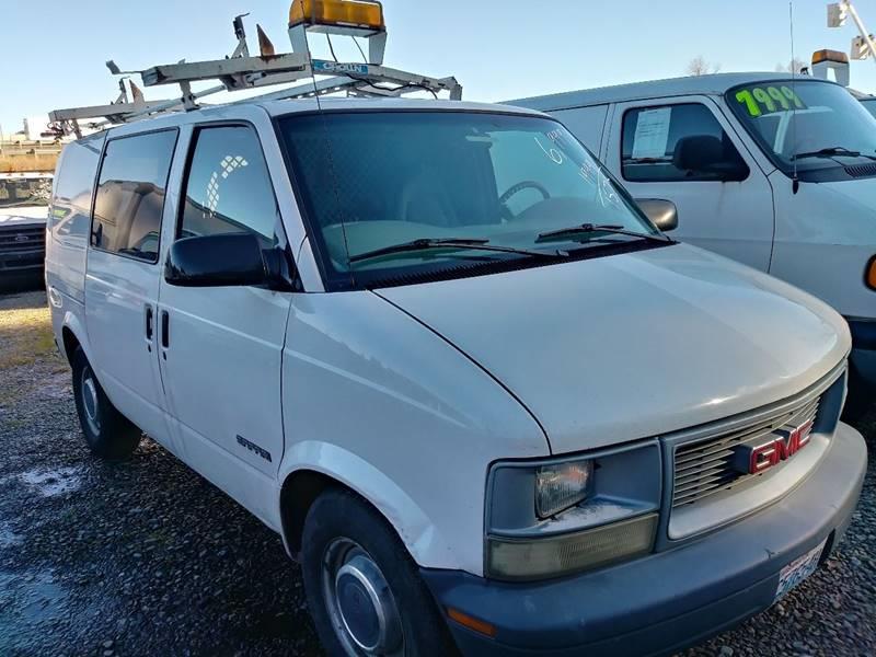 1999 Gmc Safari Cargo 3dr Sl Extended Cargo Mini Van In Algona Wa