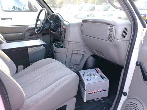 1999 GMC Safari Cargo