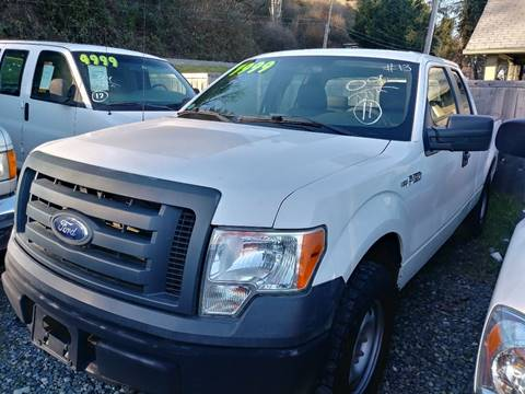 2009 Ford F-150 for sale at Royal Auto Sales, LLC in Algona WA
