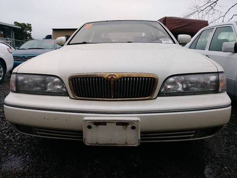 1994 Infiniti Q45 for sale at Royal Auto Sales, LLC in Algona WA