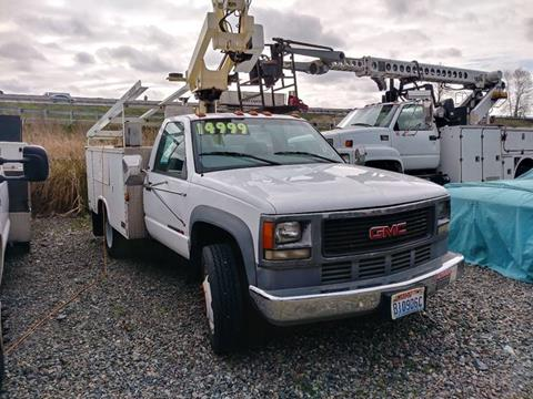 1999 GMC Sierra 3500HD for sale at Royal Auto Sales, LLC in Algona WA