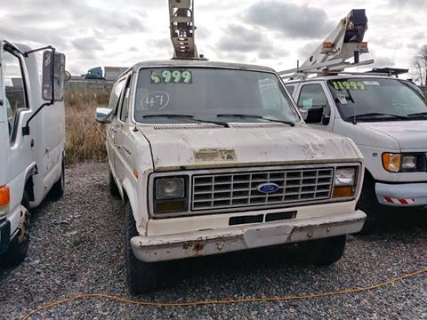 1987 Ford E-350 for sale at Royal Auto Sales, LLC in Algona WA