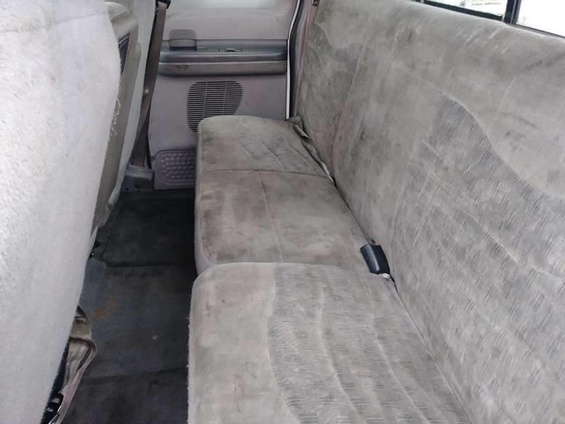 2000 Ford F-250 Super Duty 4dr XLT Extended Cab LB - Algona WA