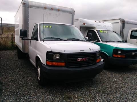 2008 GMC Savana Cargo for sale at Royal Auto Sales, LLC in Algona WA
