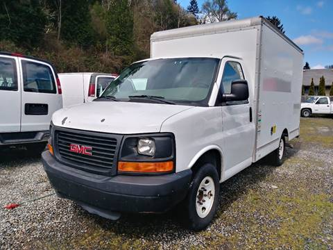 Gmc Commercial Vans Commercial Trucks For Sale Algona Royal Auto Sales Llc