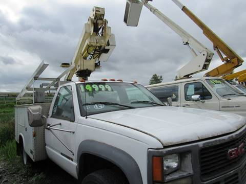 2000 GMC C4500 for sale in Algona, WA