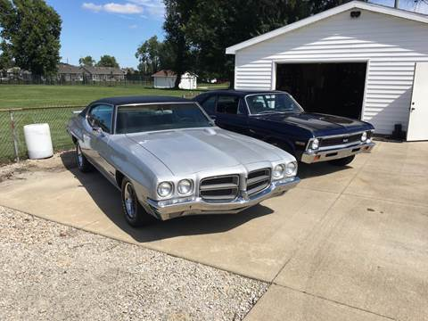 1972 Pontiac Le Mans for sale in Paris, IL