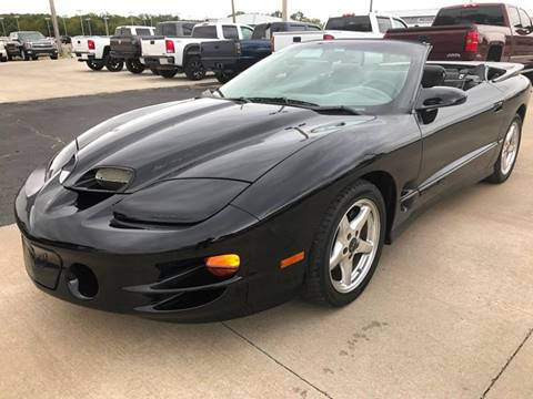 2000 Pontiac Firebird for sale in Paris, IL