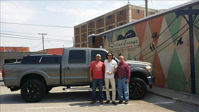 2013 Ford F-250 for sale at Jim Elsberry Auto Sales in Paris IL