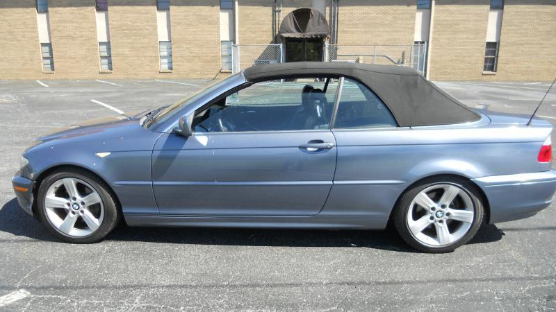 Bmw Series Ci Dr Convertible In Chattanooga TN Z Motors - 2005 convertible bmw