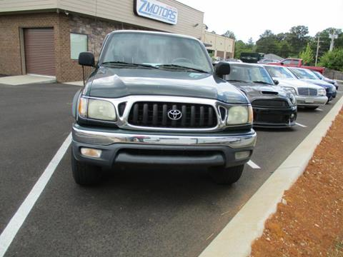 used toyota tacoma for sale in chattanooga tn. Black Bedroom Furniture Sets. Home Design Ideas
