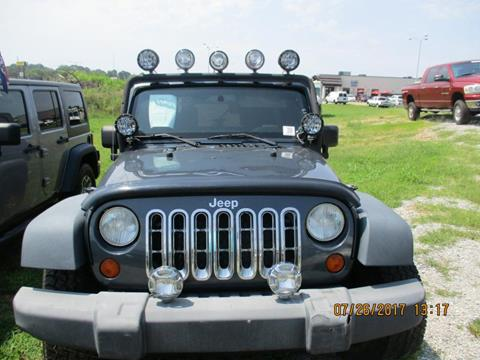 2008 Jeep Wrangler Unlimited for sale in Chattanooga, TN