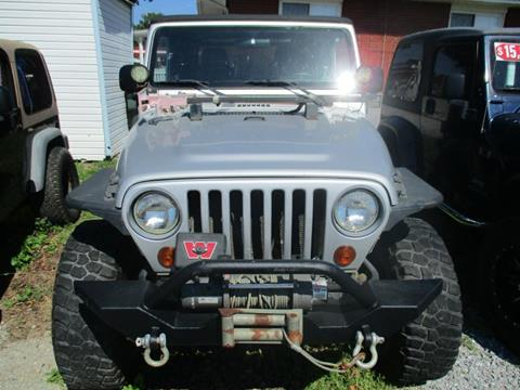 2006 Jeep Wrangler for sale in Chattanooga, TN