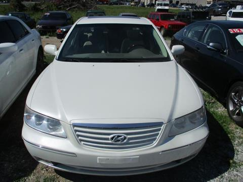 2007 Hyundai Azera for sale at Z Motors in Chattanooga TN