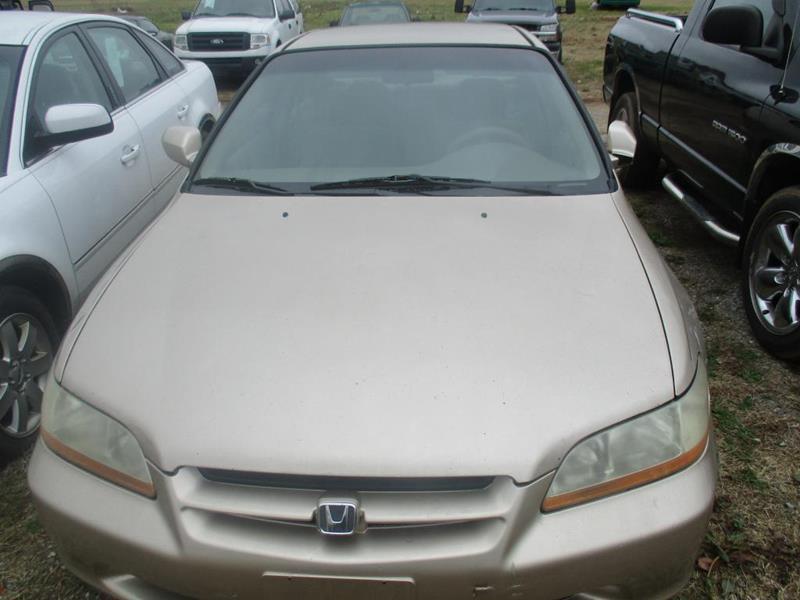 2000 Honda Accord LX 4dr Sedan   Chattanooga TN