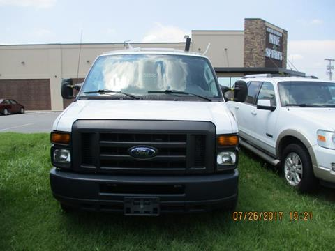 2013 Ford E-Series Cargo for sale in Chattanooga, TN