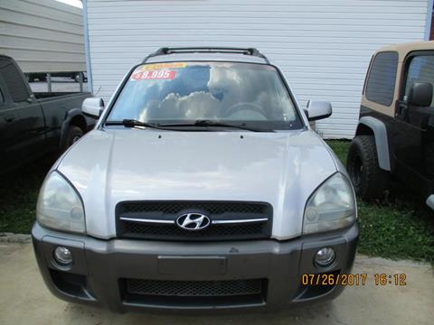2006 Hyundai Tucson for sale at Z Motors in Chattanooga TN