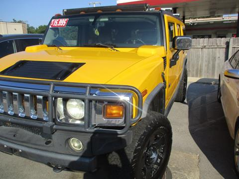 2003 HUMMER H2 for sale in Chattanooga, TN