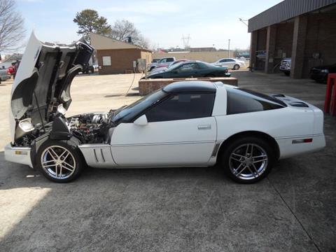 1988 Chevrolet Corvette for sale in Chattanooga, TN