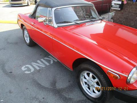 1980 MG Midget for sale in Chattanooga, TN
