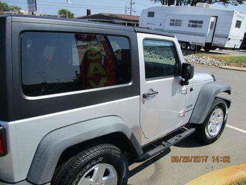 jeep wrangler for sale in chattanooga tn. Black Bedroom Furniture Sets. Home Design Ideas
