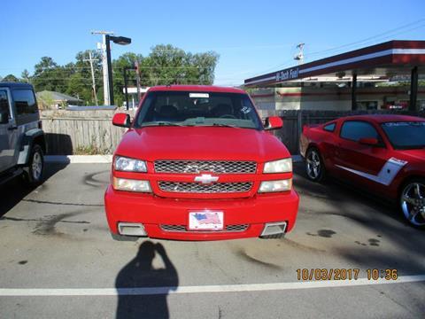 2003 Chevrolet Silverado 1500 SS for sale in Chattanooga, TN