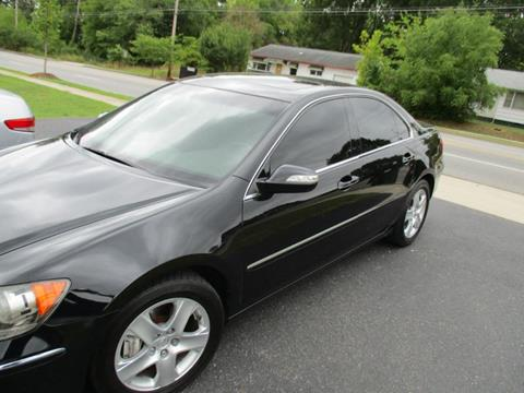2008 Acura RL for sale in Chattanooga, TN