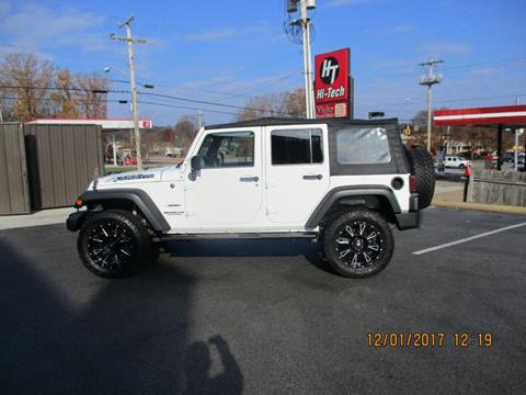used 2011 jeep wrangler for sale in chattanooga tn. Black Bedroom Furniture Sets. Home Design Ideas