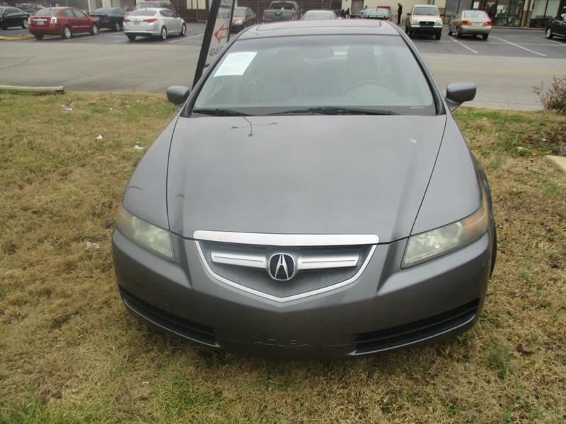 Acura Of Chattanooga >> 2005 Acura Tl In Chattanooga Tn Z Motors
