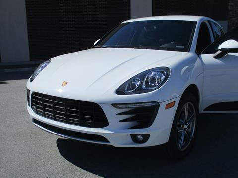 2015 Porsche Macan for sale in Chattanooga, TN