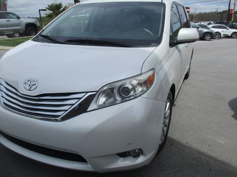 9587f4102a 2011 Toyota Sienna XLE In Chattanooga TN - Z Motors