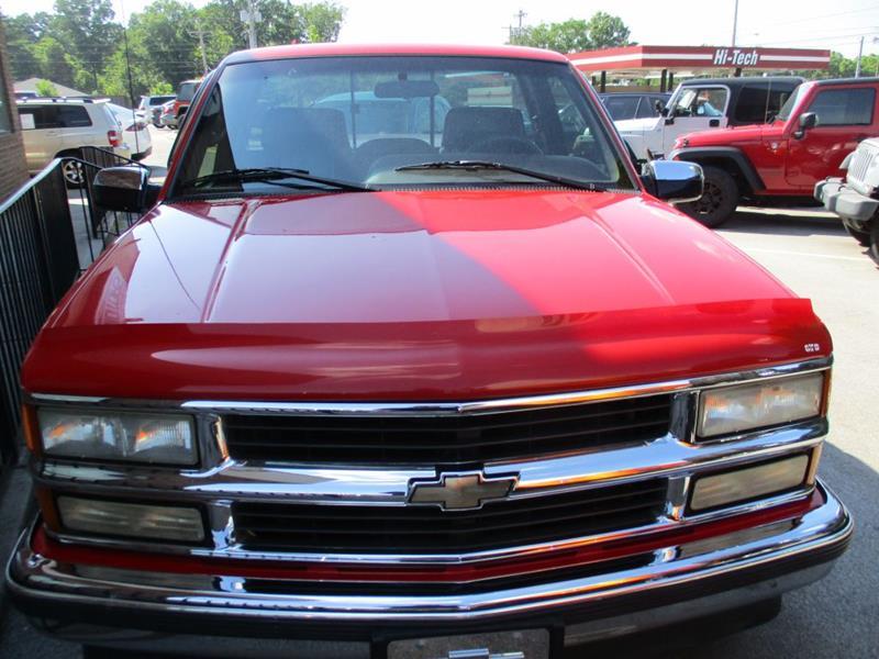 1996 Chevrolet C K 1500 Series C1500 In Chattanooga Tn Z