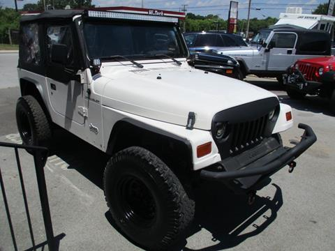 1997 Jeep Wrangler for sale in Chattanooga, TN