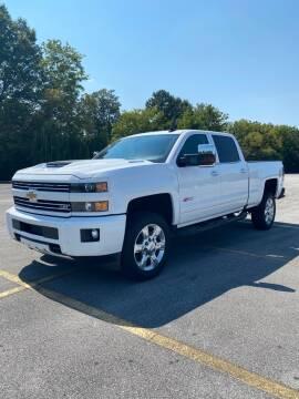 2018 Chevrolet Silverado 2500HD for sale at Z Motors in Chattanooga TN