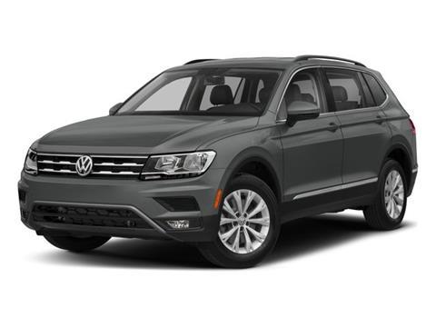 2018 Volkswagen Tiguan for sale in Bernardsville, NJ