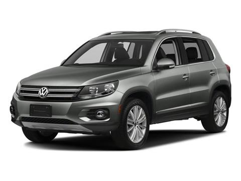 2017 Volkswagen Tiguan for sale in Bernardsville, NJ