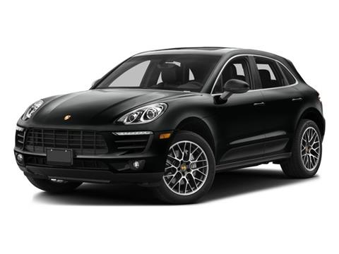 2016 Porsche Macan for sale in Bernardsville, NJ