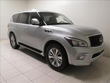 2016 Infiniti QX80 for sale in Bernardsville, NJ