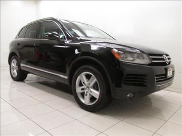 2012 Volkswagen Touareg for sale in Bernardsville, NJ