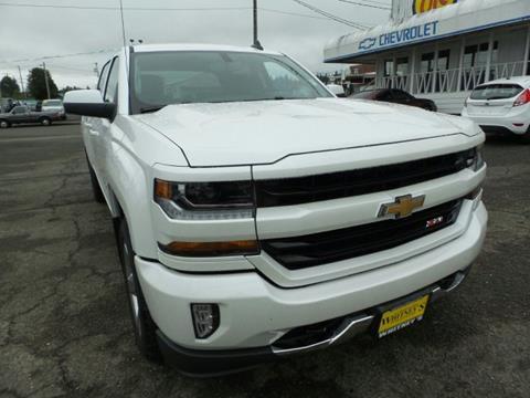 2017 Chevrolet Silverado 1500 for sale in Montesano, WA
