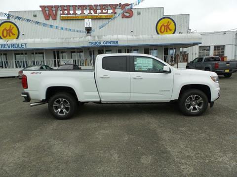 2018 Chevrolet Colorado for sale in Montesano, WA