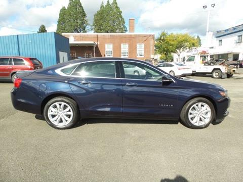 2018 Chevrolet Impala for sale in Montesano, WA
