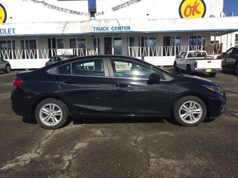 2017 Chevrolet Cruze for sale in Montesano, WA